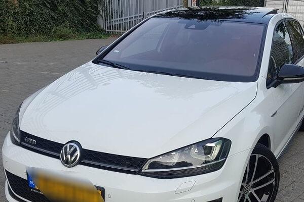 Volkswagen Golf 7 GTD
