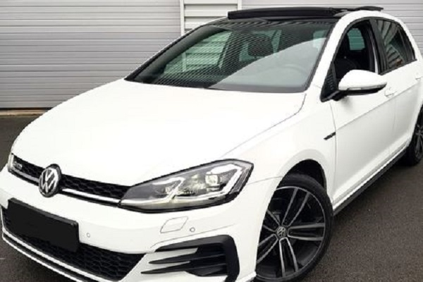 Volkswagen Golf GTD Facelift