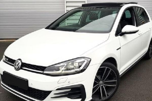 Volkswagen Golf GTD Facelift
