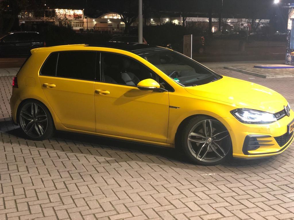 Volkswagen Golf 7 VII GTD Facelift